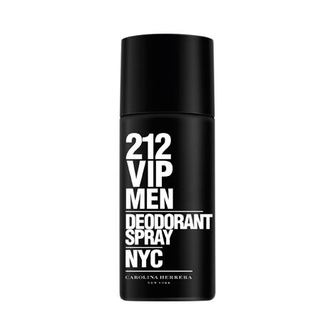 Carolina Herrera 212 VIP for Men Deo Spray 150ml
