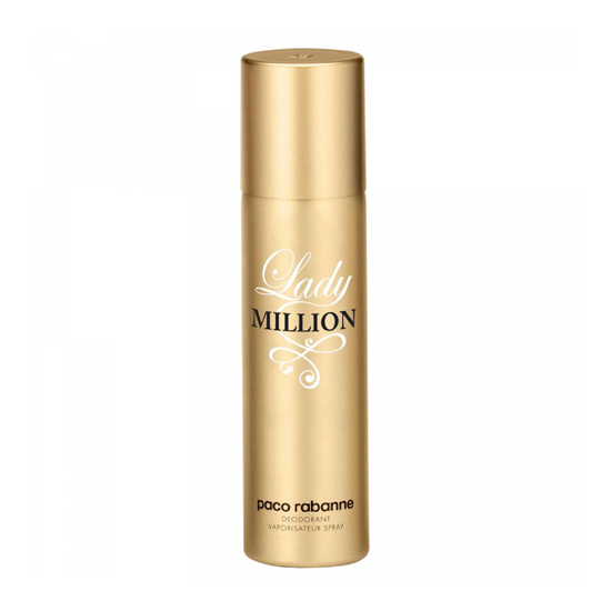 Paco Rabanne Lady Million Deo Spray 150ml