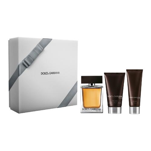 Dolce & Gabbana The One For Men Gift Set: EdT 100ml+ASB 75ml+SG 50ml thumbnail