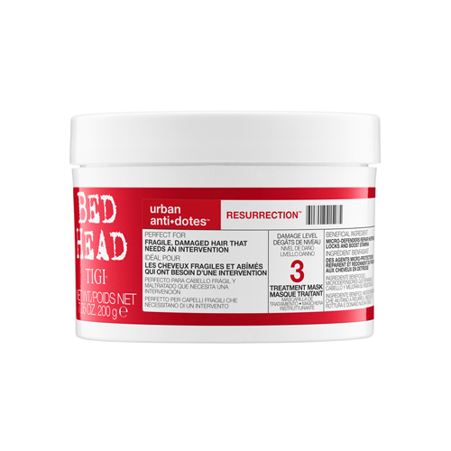 Tigi Bed Head Urban Anti-Dotes Resurrection 3 Treatment Mask 200ml