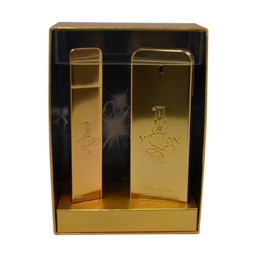 Paco Rabanne 1 Million Gift Set: EdT 50ml+ EdT 10ml thumbnail