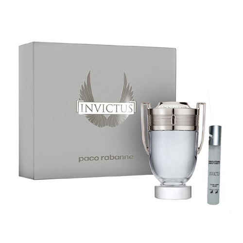 Paco Rabanne Invictus Gift Set: EdT 50ml+EdT 10ml thumbnail