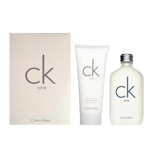 Calvin Klein CK One Gift Set: EdT 200ml+BM 200ml thumbnail