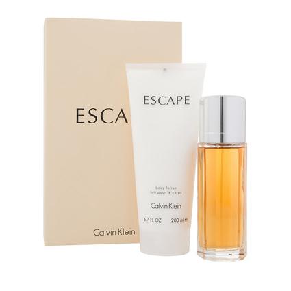Calvin Klein Escape Gift Set: EdP 100ml+BL 200ml thumbnail