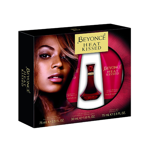 Beyonce Heat Kissed Gift Set: EdP 30ml+BL 75ml+SG 75ml thumbnail