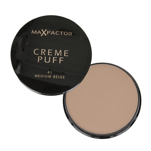 Max Factor Creme Puff Powder W41 Medium Beige 21g