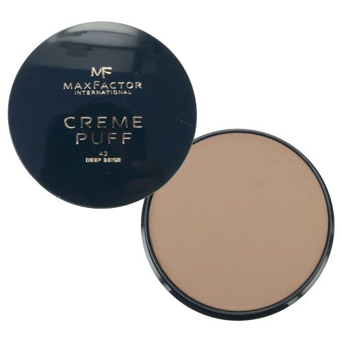 Max Factor Creme Puff Powder W42 Deep Beige 21g