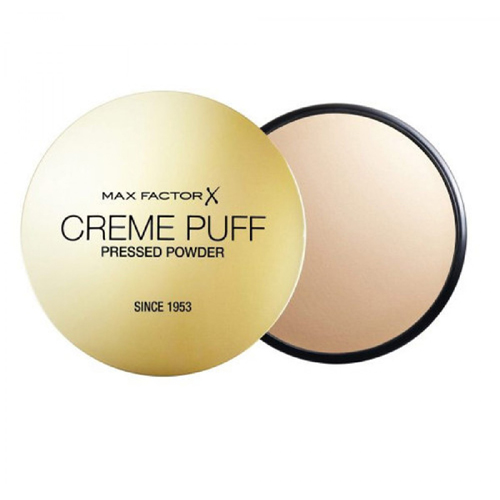 Max Factor Creme Puff Powder W50 Natural 21g
