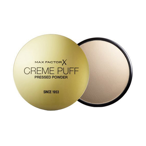 Max Factor Creme Puff Powder W75 Golden 21g