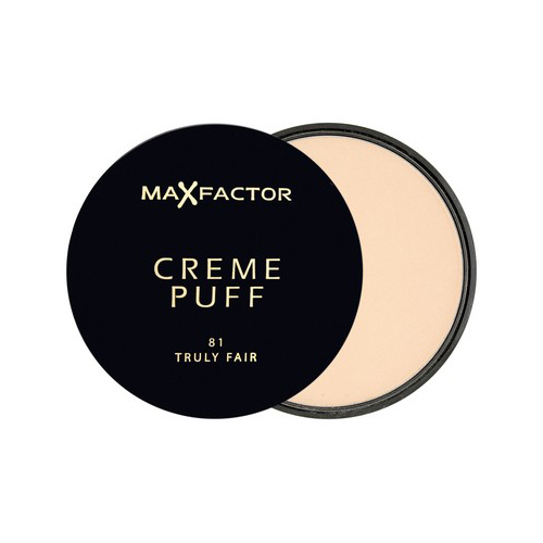 Max Factor Creme Puff Powder W81 Truly Fair 21g