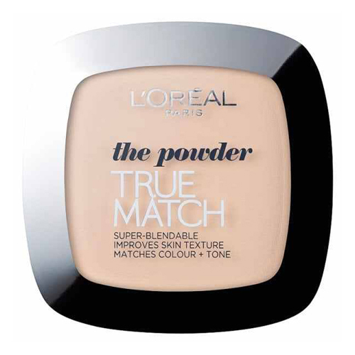L'Oréal Paris True Match Compact Powder 1R/C1 Rose Ivory 9g