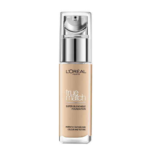 L'Oréal Paris True Match Foundation 3D3W Beige Dore SPF17 30ml