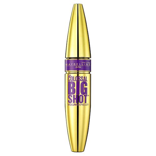 Maybelline the Colossal Big Shot Mascara Very Black 9,5ml