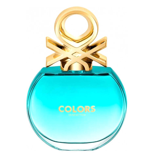 Benetton Colors Blue for Her EdT 80ml