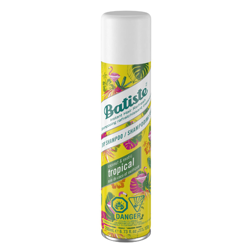 Batiste Tropical Dry Shampoo 50ml