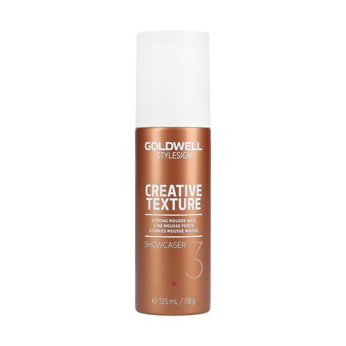 Goldwell Stylesign Creative Texture Showcaser Strong Mousse 125ml