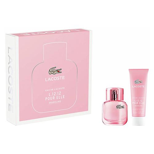Lacoste Eau de Lacoste Elle Sparkling Gift Set: EdT 30ml+SG 50ml thumbnail