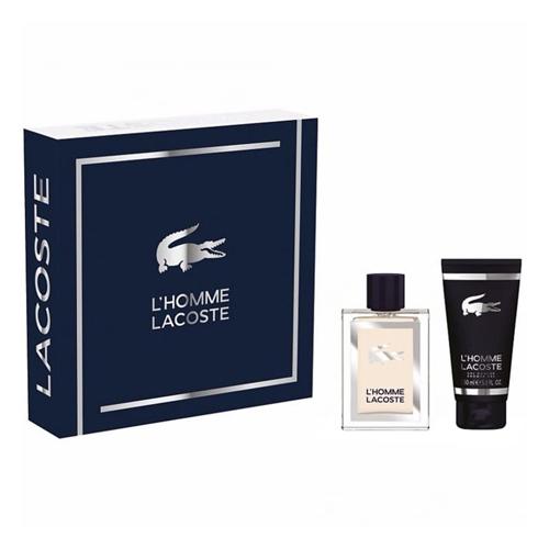 Lacoste L'Homme Gift Set: EdT 50ml+SG 50ml thumbnail
