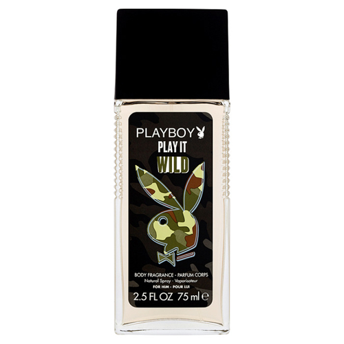 Playboy Play it Wild Men Deo Spray 75ml