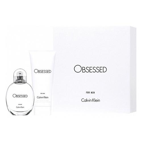 Calvin Klein Obsessed for Men Gift Set: EdT 75ml+SG 100ml thumbnail