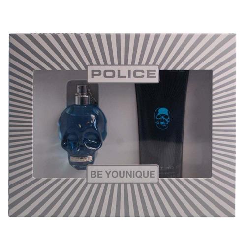 Police Cosmopolitan Gift Set: EdT 100ml+SG 100ml
