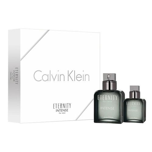 Calvin Klein Eternity Intense for Men Gift Set: EdT 100ml+EdT 30ml thumbnail