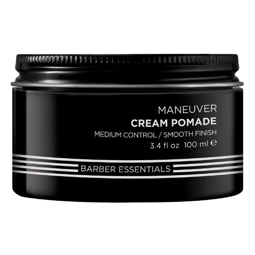 Redken Brews Mens Maneuver Hair Cream Pomade 100ml