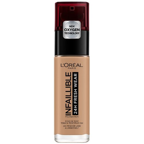 L'Oréal Paris Infallible Fresh Wear Foundation 24H 150 Radiant Beige 30ml