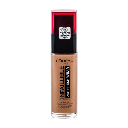 L'Oréal Paris Infallible Fresh Wear Foundation 24H 320 Toffee 30ml