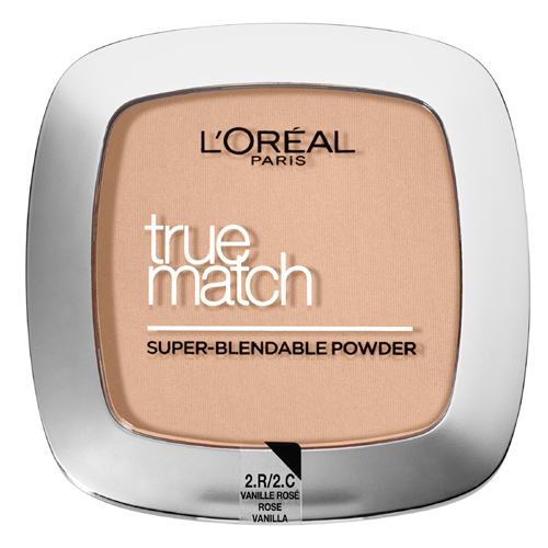 L'Oréal Paris True Match Compact Powder WC3 Rose Beige 9g