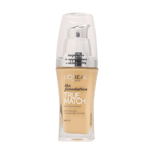 L'Oréal Paris True Match Foundation D4W4 Golden Natural SPF17 30ml