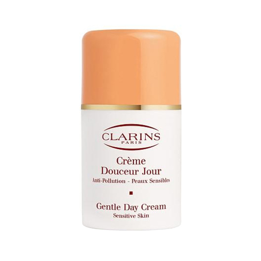 k p clarins gentle day cream 50ml online hudv rd kvinna. Black Bedroom Furniture Sets. Home Design Ideas