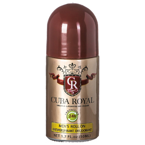 Cuba Royal Roll-On 50ml