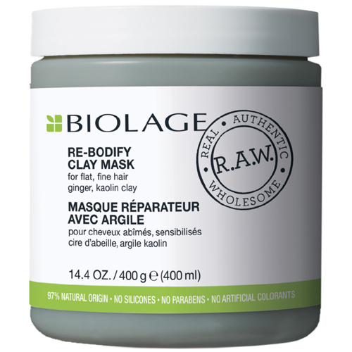 Matrix Biolage RAW Uplift Rebodify Mask 400ml