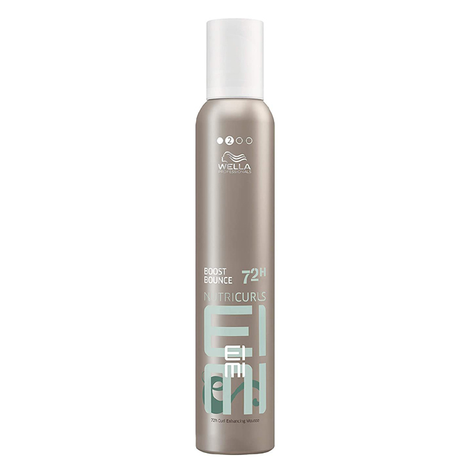 Wella EIMI Boost Bounce Curl Enhancing Mousse 300ml