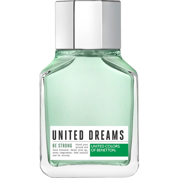Benetton United Dreams Be Strong EdT 200ml