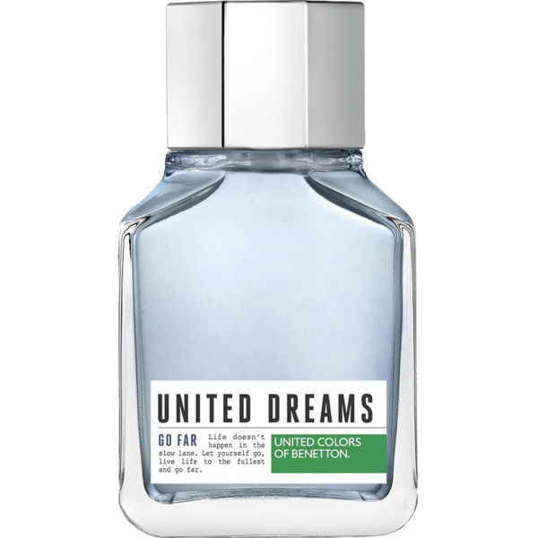 Benetton United Dreams Go Far EdT 200ml