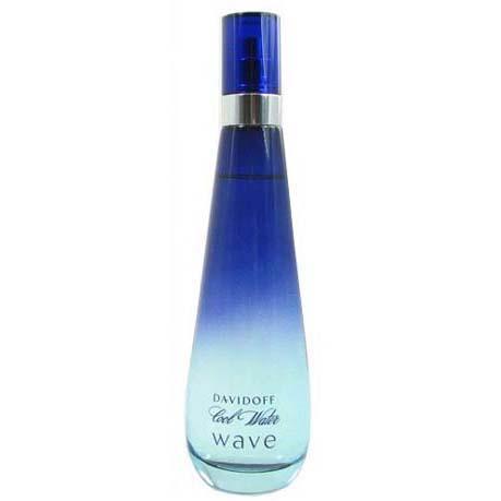 Davidoff Cool Water Wave Woman EdT 100ml thumbnail