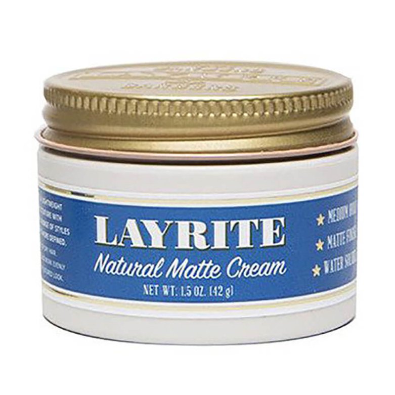 Layrite Natural Matte Cream Travel Size 42g