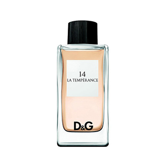 Dolce & Gabbana 14 La Temperance EdT 100ml