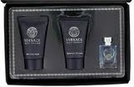Versace Pour Homme Gift Set: EdT 50ml+SG 50ml+AB 50ml