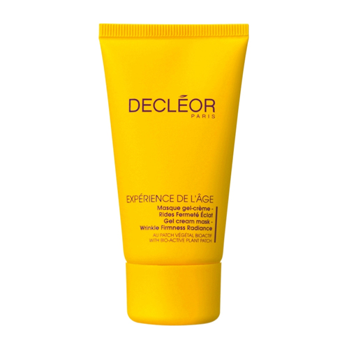 Decleor Experience De L'Age Gel Cream Mask Wrinkle Firmness Radiance 50ml