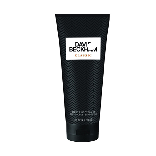 David Beckham Classic Shower Gel 200ml
