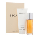 Calvin Klein Escape Gift Set: EdP 100ml+BL 200ml