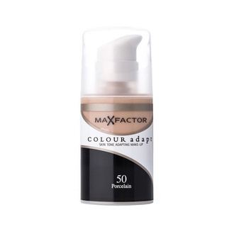 Max Factor Colour Adapt Foundation W50 Porcelain 34ml