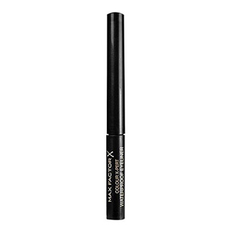 Max Factor Colour X-Pert Waterproof Eyeliner W01 Deep Black 5g