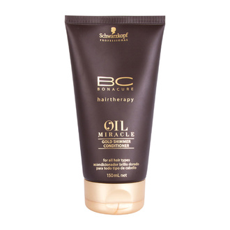 Schwarzkopf Bonacure Oil Miracle Gold Shimmer Conditioner 150ml