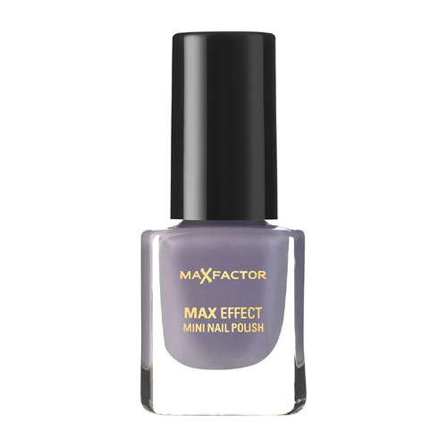 Max Factor Max Color Effect Mini Nail Polish 4,5ml 34 Juicy Plum