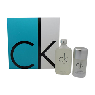 Calvin Klein CK One Gift Set: EdT 100ml+Deo Stick 75ml