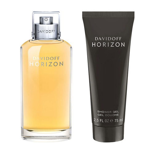 Davidoff Horizon Gift Set: EdT 75ml + SG 75ml